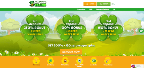allwins Screenshot